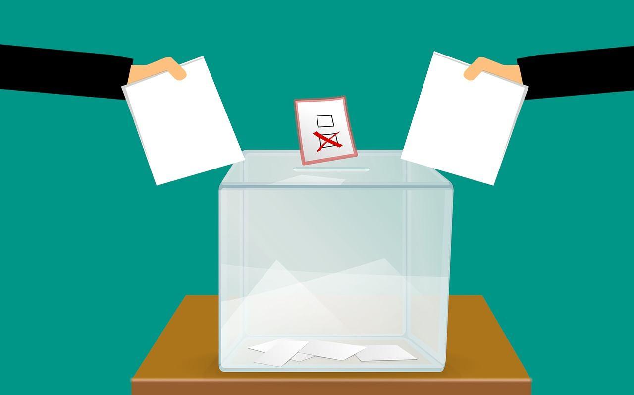 Rusland parlementsverkiezingen blockchain