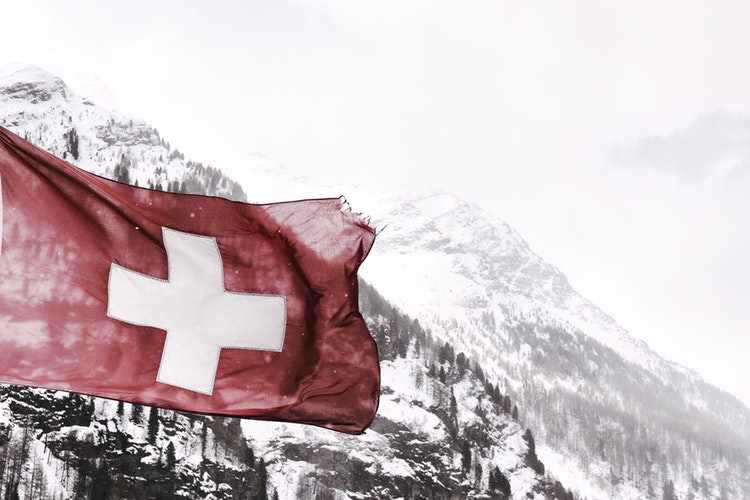 Zwitserland blockchain