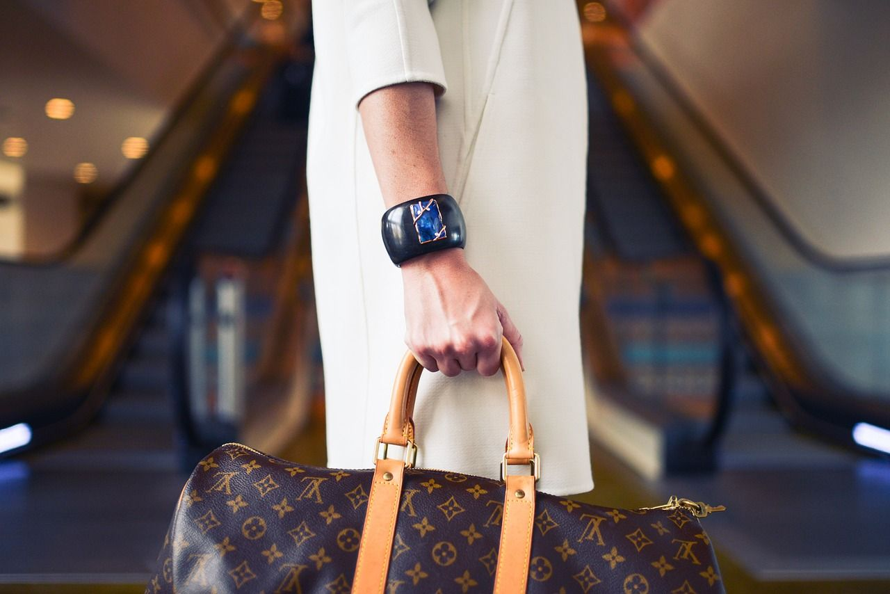Louis Vuitton Blockchain