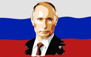 Vladimir Poetin cryptocurrencies