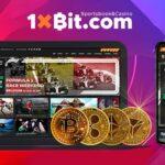 1xBit.com: Sluit weddenschappen af met cryptocurrencies!