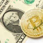 Bitcoin koers update door CryptoMichaël (04-12)