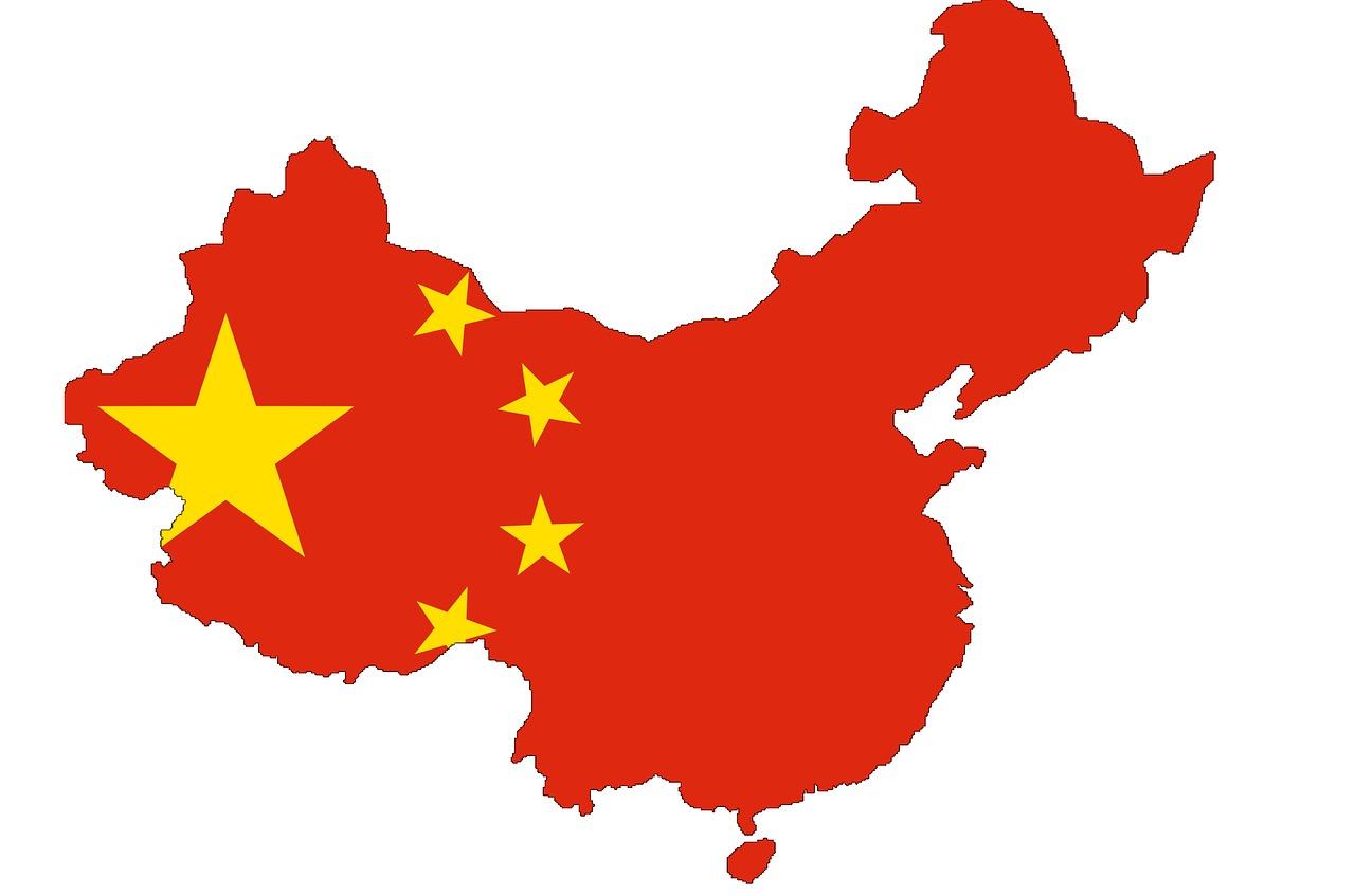 China handelsvolumes