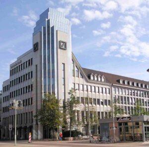 Deutsche Bank cryptocurrencies