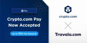 Travala Crypto.com