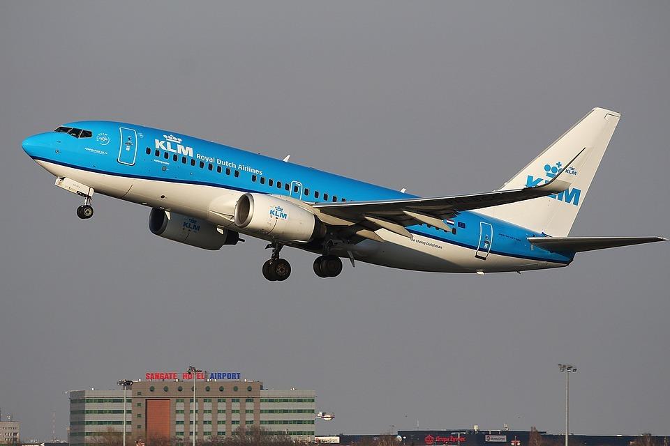 KLM Royal Dutch Airlines Unchain.io