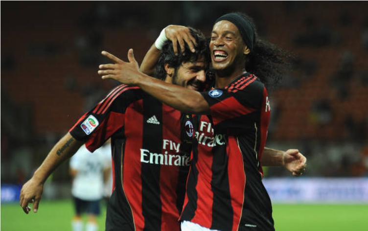 Ronaldinho gearresteerd