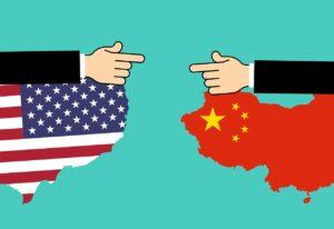 Amerika vs China