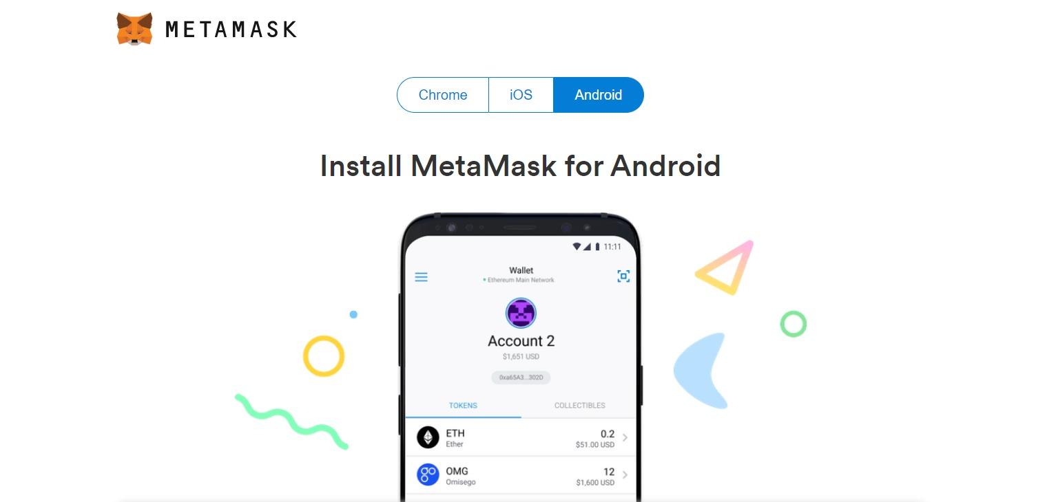 MetaMask Mobile