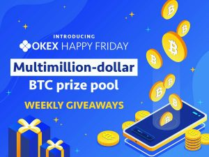 OKEx giveaway