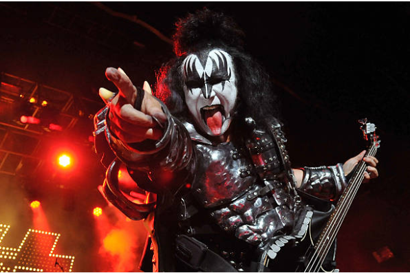 Gene Simmons cryptocurrencies