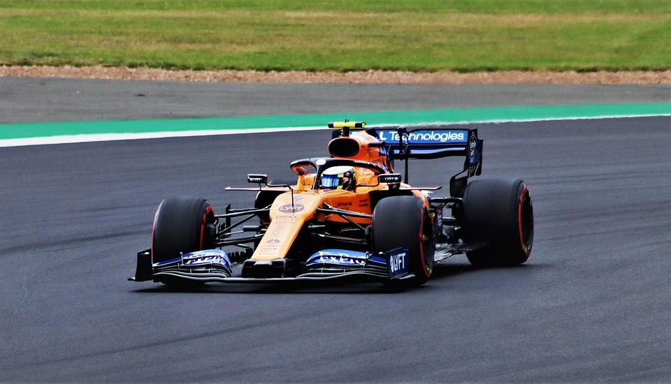 McLaren Tezos