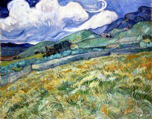 Binance Vincent van Gogh