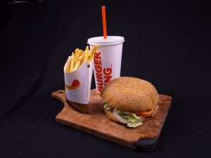 Burger King NFT-collectie