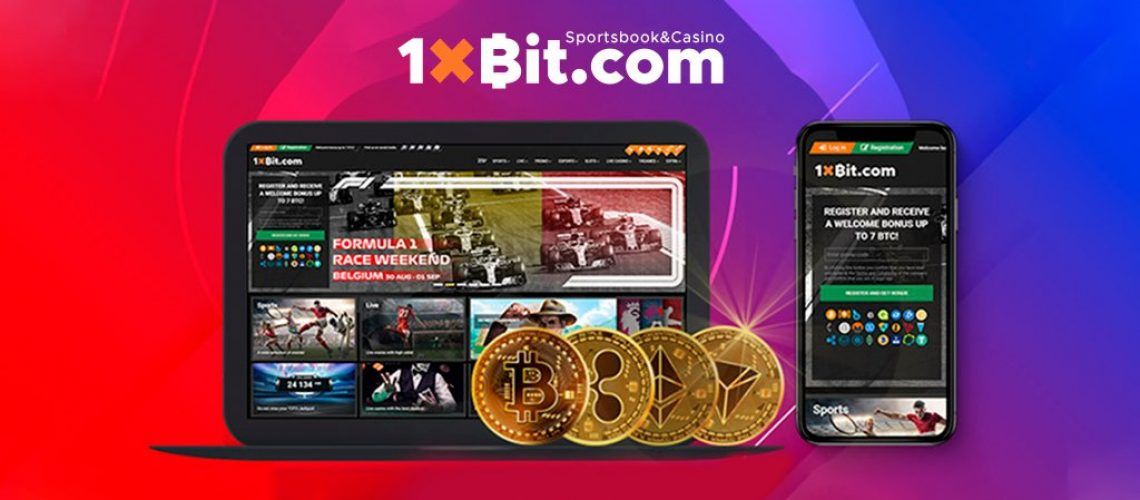 1xBit.com cryptocurrencies